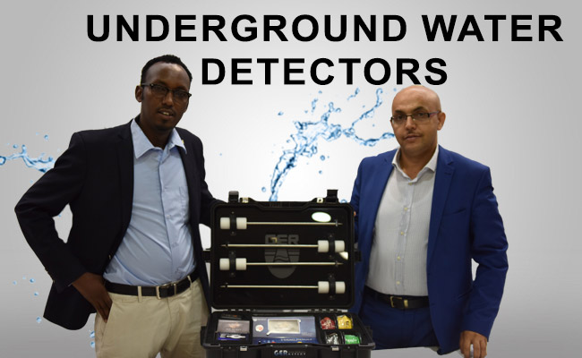 Geophysical underground Water locator